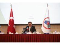 Gümrük ve Ticaret Bakanı Tüfenkci: Rekabet Kurumu yeniden düzenlenecek