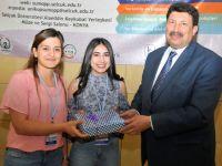 4. UNIKOP Mühendislik Öğrenci Proje Pazarı'nda Ödüller Verildi