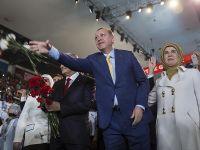 Cumhurbaşkanı Erdoğan kongrede  konuştu