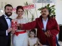 Türkyılmaz ailesine Romanyalı gelin