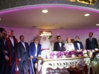 Mehmet Demirhan oğlunu evlendirdi