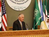 ABD Dışişleri Bakanı Tillerson'dan 'İran'a yaptırım' açıklaması