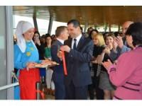 2. Uluslararası Türk Dünyası Ortak Dili–Nakışlar Sempozyumu