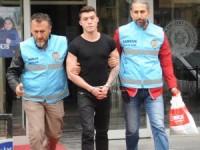 """Samsun'daki """"yan bakma"""" kavgası"""