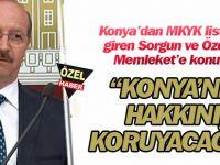 Yeni dönemin şifreleri Konya'dan: Daha çok gayret