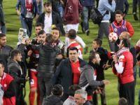 Samsunspor büyük bir başarıya imza attı