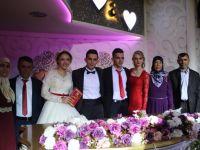 Hatice ile Murat mutluluğa evet dediler