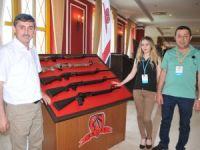 Konya'da üretilen Av Tüfekleri görücüye çıktı