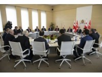 Türkiye-Gürcistan YDSK toplantısı