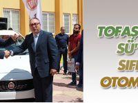 Tofaş'tan Selçuk Üniversitesi'ne Egea!