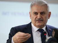 Binali Yıldırım AK Parti grup başkanı oldu