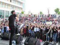 Pema Koleji'nde mezuniyet konseri