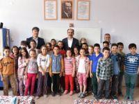 Altay'dan öğrencilere belediyecilik dersi