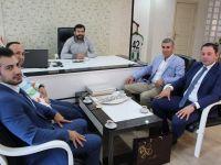 Turizmcilerden Alemdar'a ziyaret