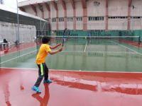 Teniste 19 Mayıs Turnuvası İsmail Serim anısına düzenlendi