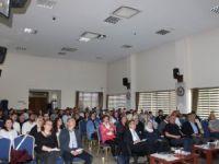 Konya Eczacı Odası'nda SGK protokol değişikliği masaya yatırıldı