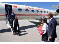 Aile ve Sosyal Politikalar Bakanı Kaya Muş'ta