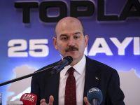 İçişleri Bakanı Soylu:Doğrudan DHKPC mensuplarına yönelik ihraç ve tutuklama söz konusu