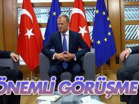 Cumhurbaşkanı Erdoğan, önemli AB görüşmesi