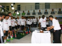 Beşiktaş'ta Gaziantepspor maçı hazırlıkları