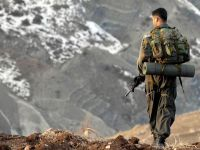 Bitlis'te terör saldırısında 1 asker yaralandı