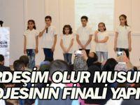 """Kardeşim Olur Musun?"""" Projesinin Finali Yapıldı"""