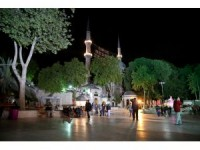 İstanbul'da ramazan ayının ilk sahuru