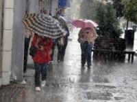 Meteorolojiden kuvvetli sağanak ve dolu uyarısı