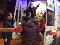 Manisa'da çok sayıda asker hastaneye kaldırıldı