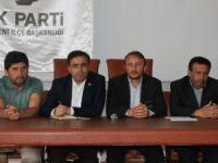 AK Parti Derbent Danışma Meclisi toplantısı