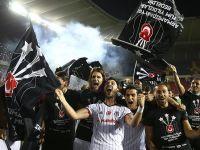 Beşiktaş, üst üste ikinci kez şampiyon