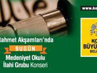 Konya Büyükşehir Belediyesi Yatırımları