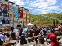 Hadim MYO'da mezuniyet  heyecanı