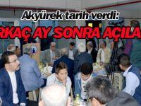 Başkan Akyürek, Kimsev ve Meram Muhtarlar Derneği İftarına Katıldı