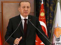 Cumhurbaşkanı ve AK Parti Genel Başkanı Erdoğan: