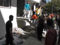 Beşinci Kattan Asansör Boşluğuna Düşen İşçi Ağır Yaralandı
