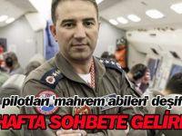 FETÖ'cü pilotları 'mahrem abileri' deşifre etti: Her hafta sohbete gelirlerdi