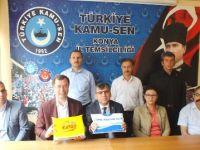 Türk Eğitim-Sen'den dilekçe kampanyası