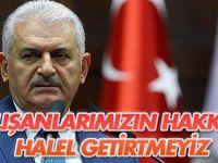Başbakan Yıldırım'dan kıdem tazminatı açıklaması