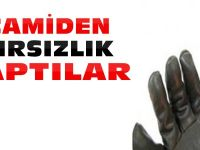 Konya'da camiden hırsızlık