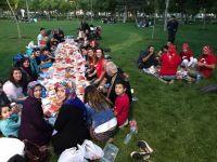Hayatı paylaşanlar derneği  iftar'da bir araya geldi