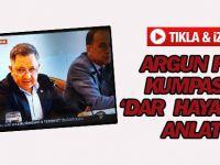 Nusret Argun FETÖ kumpasını 'Dar Hayatlar'a anlattı GÖRÜNTÜLÜ