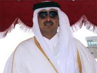 Katar Emiri'nden Suudi Arabistan'a tebrik