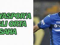 Konyaspor'da 2 yıllık imza: Mehdi Bourabia