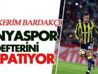 Abdülkerim Bardakçı Konyaspor defterini kapatıyor