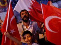 Türkiye'den Katar için bir ilk