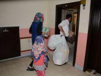 Türkmen ailesinin imdadına Karatay Belediyesi koştu