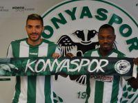 Bourabia ve Traore Atiker Konyaspor'da