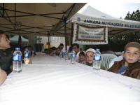 TİKA Ankara'daki yetim çocuklara iftar verdi