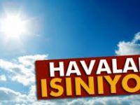 Meteoroloji'den Konya'ya bayram uyarısı: Havalar ısınacak
